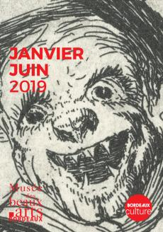 Couverture de l'agenda 2019 (illustration Goya)