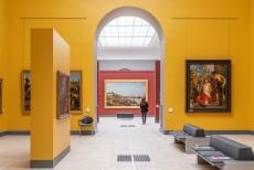 Salle flamande © Musée des Beaux-Arts, F. Deval