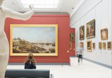Aile sud du musée des Beaux-Arts de Bordeaux © Musée des Beaux-Arts de Bordeaux. Cliché F.Deval