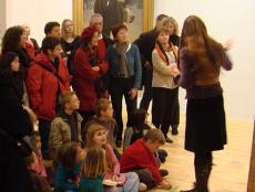 Image visites commentées au musée des Beaux-Arts de Bodeaux