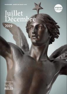 Couverture agenda papier juillet août 2019
