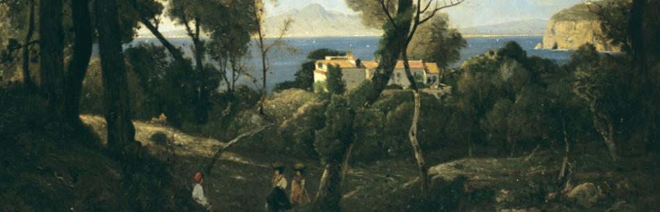 Image : Détail de l'oeuvre de Harpignies
