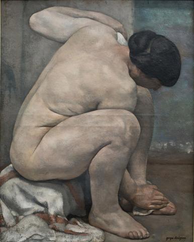 Image : Femme nue, avant 1920. Don des Amis du musée des Beaux-Arts de Bordeaux, 1998