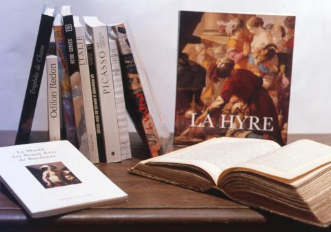 Image publications musée des Beaux-Arts de Bordeaux