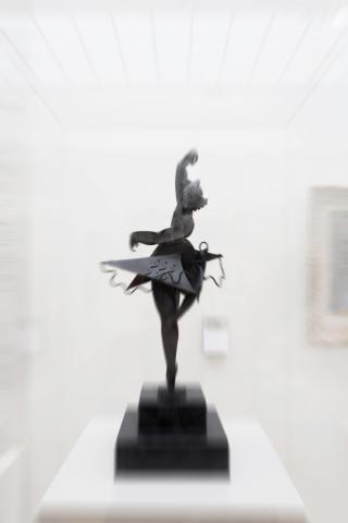 Danseuse, Pablo Gargallo, 1925