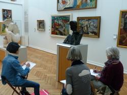 Atelier Adultes © Musée des Beaux-Arts