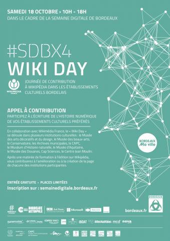 Image illustration Wiki Day