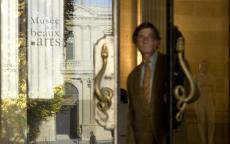 Photo de l'accueil du musée© Musée des Beaux-Arts-mairie de Bordeaux. Cliché F.Deval