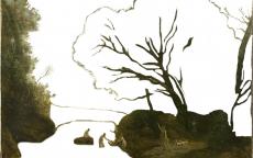 Atelier autour du Bain de Diane de Camille Corot
