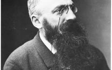 Auguste Rodin 1893 © Nadar