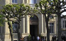 Imagen de la fachada de la parte sur (ala sur) del museo de Bellas-Artes de Burdeos © Musée des Beaux-Arts-mairie de Bordeaux. Cliché F.Deval