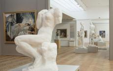 Aile nord du musée des Beaux-Arts de Bordeaux : collections XIXe - XXe siècles