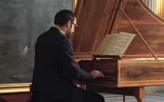 clavecin petites musiques d'éclats