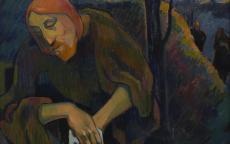 Don de la Société des Amis du musée des Beaux-Arts de Bordeaux – Odilon Redon – La Tentation de saint Antoine. Et que des yeux sans tête flottaient comme des mollusques