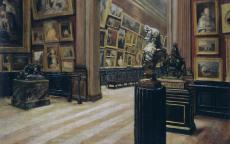 Image-lien vers l'historique des collections et des bâtiments