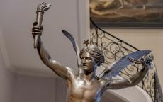La Passion de la liberté, été 2019 © F. Deval, Musée des Beaux- Arts