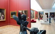 Salles 19e © Musée des Beaux arts