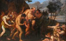 Karel Philips Spierincks, <i>Le Triomphe de Silène</i> © Musée des Beaux-Arts
