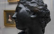 Anonyme anglais XVIIIe siècle, <i>Tête de femme</i> © Musée des Beaux-Artsde Bordeaux