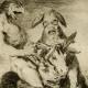 Goya Physionomiste, serie los caprichos, 1799, © Madrid, Calcographie National