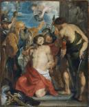 """Image de """"Le matyre de saint Georges""""© Musée des Beaux-Arts-mairie de Bordeaux. Cliché L. Gauthier"""