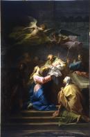"""Image de """"La Présentation de Jésus au Temple""""© Musée des Beaux-Arts-mairie de Bordeaux. Cliché L. Gauthier"""