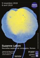 affiche exposition Suzanne Lafont