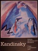 Image de l'affiche de l'exposition Kandinsky