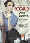 Image de l'affiche de l'exposition du Musée des Beaux-Arts de Bordeaux en 2006 Pierre-Albert Bégaud