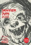 Couverture de l'agenda 2019 (illustration Goya)