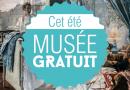 Cet été, musée gratuit © Ville de Bordeaux
