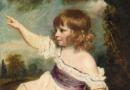 Joshua Reynolds > <i>Master Hare, Portrait of Francis Hare (1786-1842)</i>, 1788-1789, Paris, musée du Louvre
