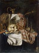 GYSBRECHTS Cornelis Norbertus Vanitas © Musée des Beaux-Arts