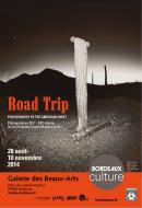 Image de l'affiche de l'exposition Raod Trip, Bordeaux