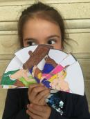 Atelier 3-6 ans Un vent de liberté © musée des beaux-arts